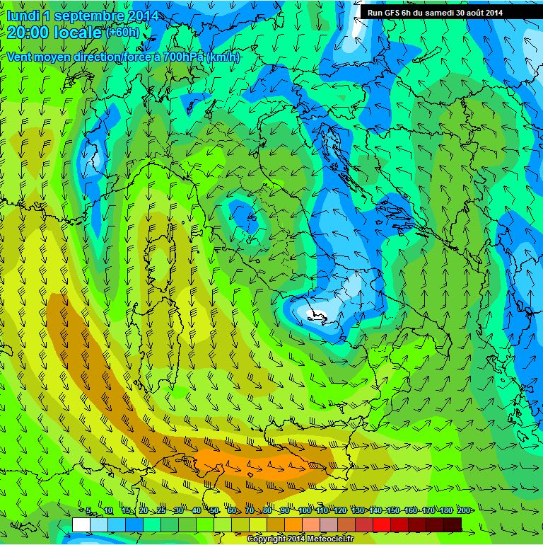 700hpa